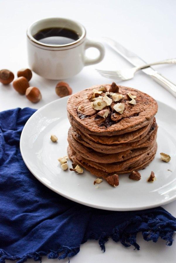 Hazelnut Pancakes2