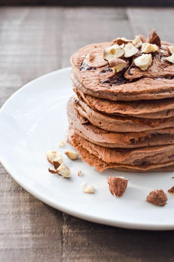 Hazelnut Pancakes3